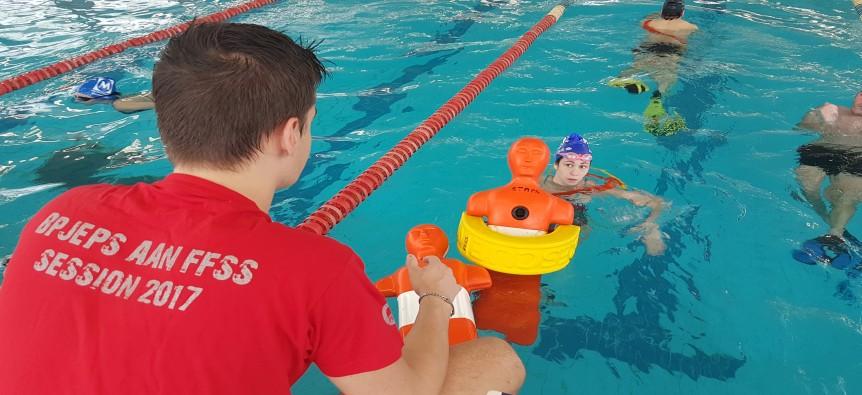 nageur professionnel français