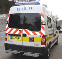 Le véhicule de premier secours